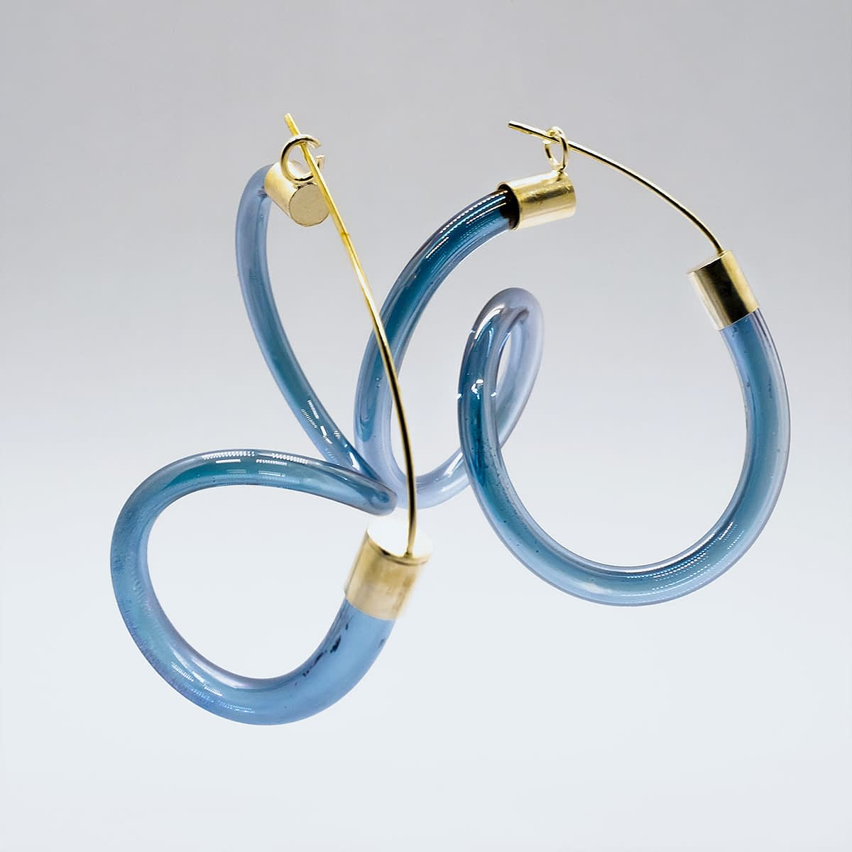 Agustina Ros earrings ringlets