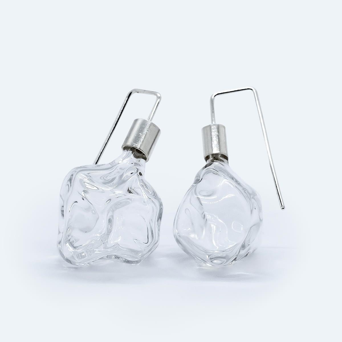Agustina Ros Ice Earrings