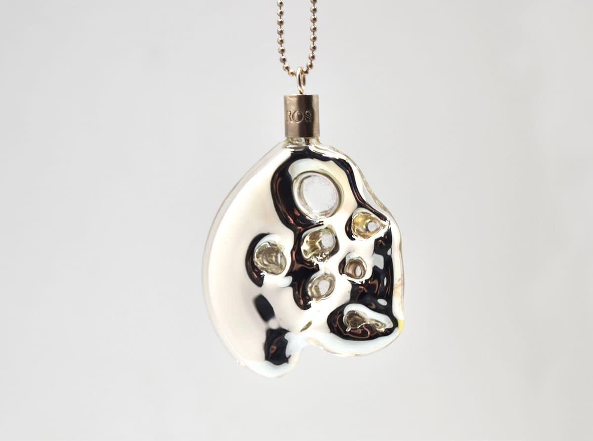 OLD REFLECTION PENDANT 2