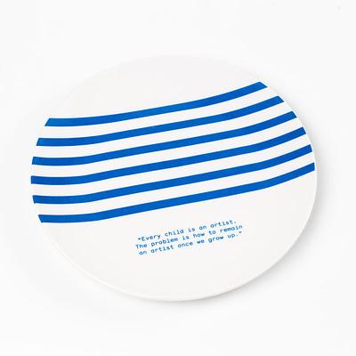Plato de cerámica Picasso