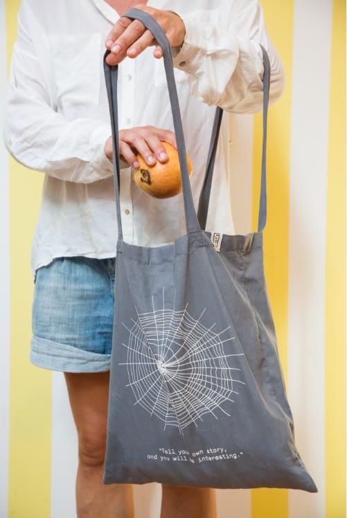 fairtrade cotton tote bag