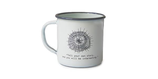 Louise Bourgeois mug
