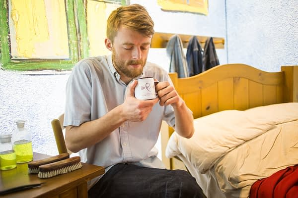 Van Gogh taza