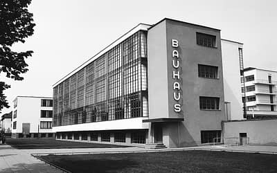 Inspired by… Bauhaus